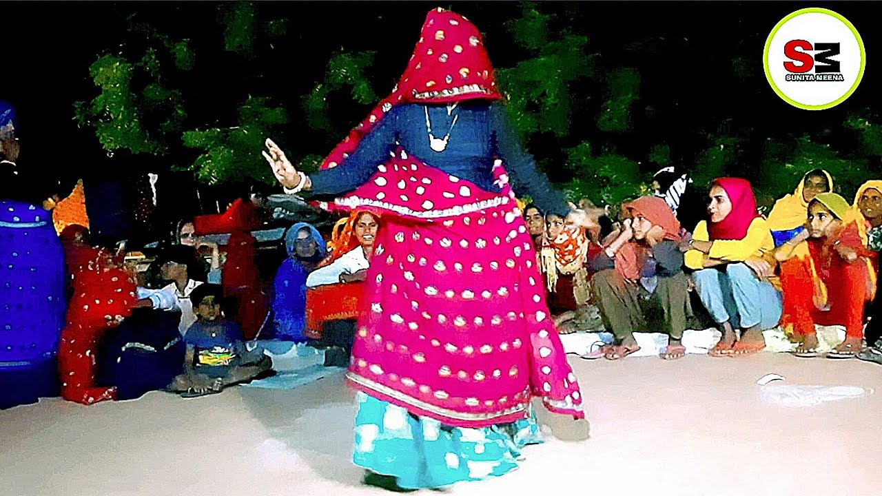 Download meenawati geet ll meena dance ll meena song ll rajasthani song ll dj song ll meena geet ll sunita