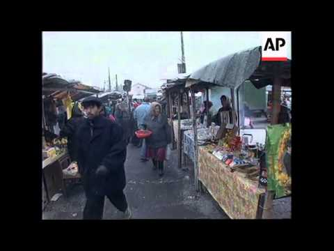 RUSSIA: CHECHNYA: CITIZENS STRUGGLE TO REBUILD THEIR LIVES