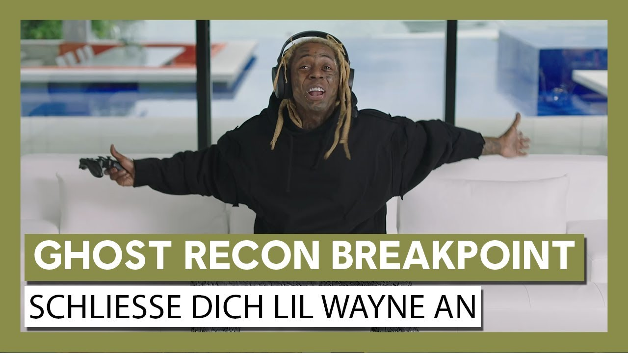 Ghost Recon Breakpoint: Live-Action-Trailer mit Lil Wayne  | Ubisoft [DE]
