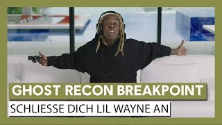 Ghost Recon Breakpoint: Live-Action-Trailer mit Lil Wayne    Ubisoft [DE]