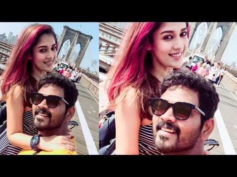 What Nayanthara and Vignesh Shivn doing at VTV Aaromale Location?| TSK |TK 401
