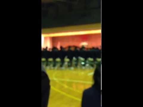 日生学園第一高校 卒業式 校歌 2014