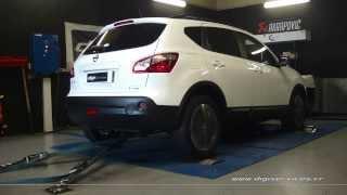 Reprogrammation Moteur Nissan Qashqai 1.6 dci 130cv @ 161cv Digiservices Paris 77183 Dyno
