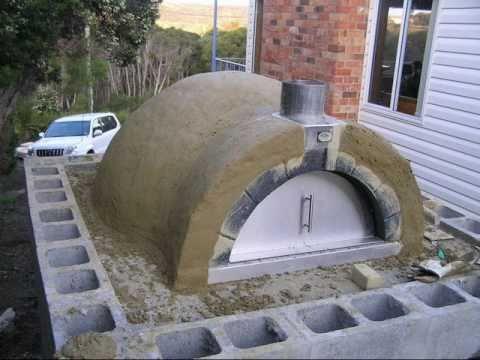 Diy Pizza Oven Youtube