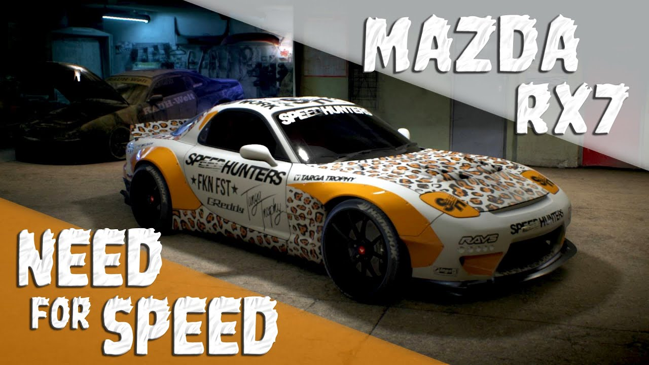need for speed 2015 ps4 mazda rx7 customization youtube. Black Bedroom Furniture Sets. Home Design Ideas