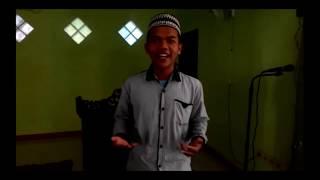 Belajar Jadi Bilal saat Sholat Jum'at