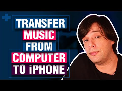 2 Ways To Transfer Music From Computer To IPhone [without ITunes]