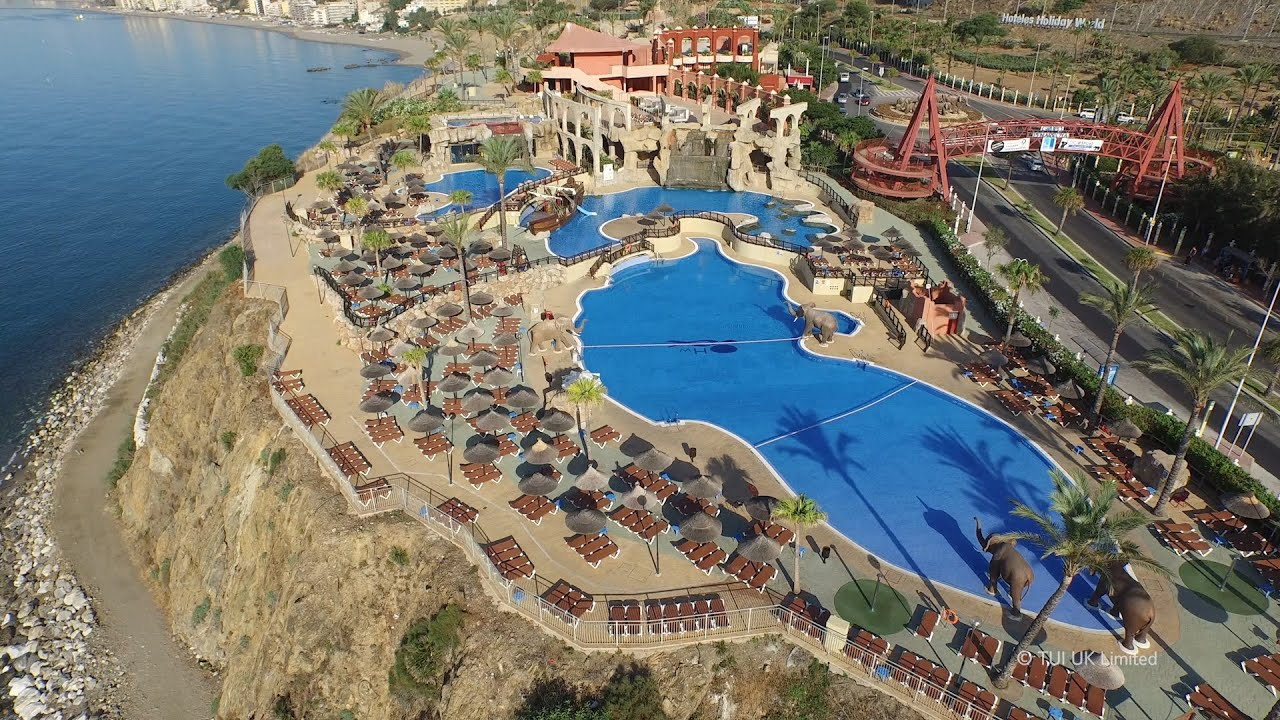 Hotel Holiday Polynesia Costa Del Sol