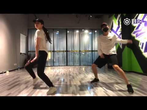 Liu Yifei & Yang Yang Urban Dance (Practice Version) 劉亦菲 & 楊洋 Urban Dance 練習室版本