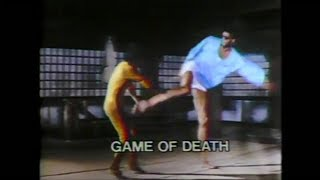 Game of Death & Summer Camp (1979) movie reviews - DOGS - Sneak Previews with Ebert and Siskel