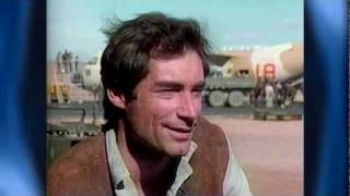 Behind the Scenes of James Bond in THE LIVING DAYLIGHTS