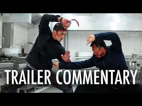 Raid 2 Teaser Trailer Commentary with Director Gareth Evans
