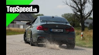 BMW M4 Competition pure drive - TopSpeed.sk