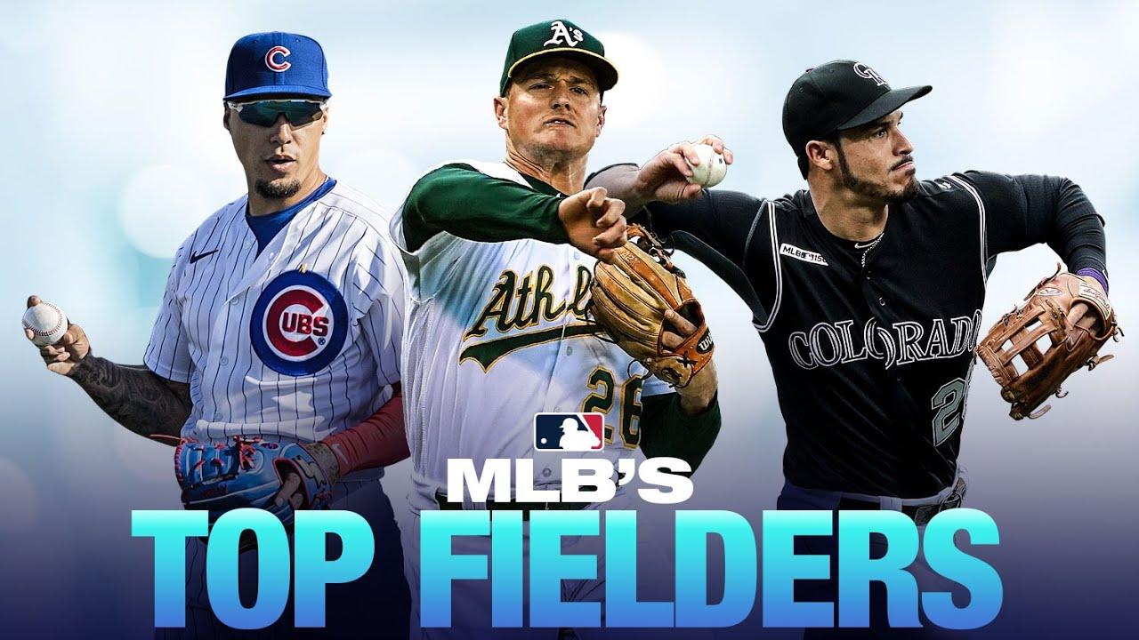 MLB's Best Fielders for 2020 (Javier Báez, Nolan Arenado, Matt Chapman and more!)
