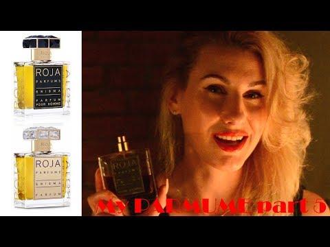 ♥ РОСКОШНЫЕ АРОМАТЫ ROJA DOVE ♥ Шлейфовые парфюмы ♥ LUSIENA LIVE TV