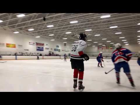 Seattle Lady Admirals 16U @ Vancouver Rangers Bantam B Boys - November 20, 2016