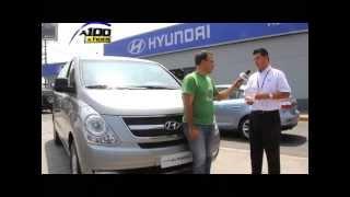 A cien por hora Road Test Hyundai H1