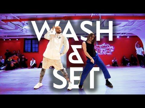 Wash & Set feat Zack Venegas - Leikeli47 | Brian Friedman Choreography | Millennium Shanghai