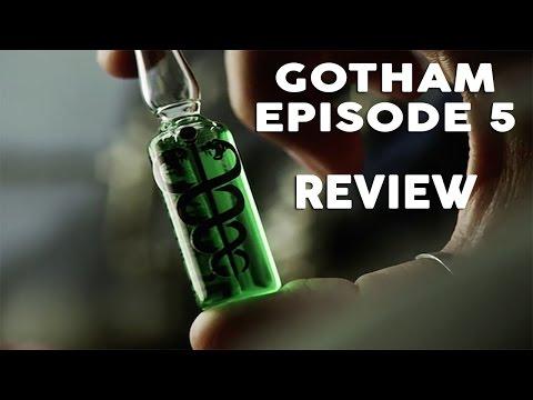 "Gotham Season 1 Episode 5 ""Viper"" Review"