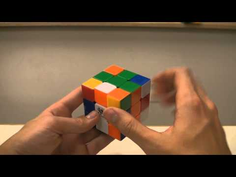 How to Solve First Two Layers of 3x3 Rubik's Cube! (Tutorial)