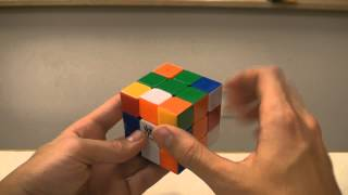 how to solve first two layers of 3x3 rubik s cube tutorial