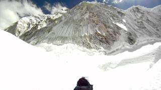 Everest 2011 Part IV - Camp 1 to Camp 2