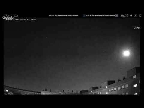 16 WEBCAM Cazadores de Ovnis - Ovinis , Objetos Voladores Infrarojos No Identificado