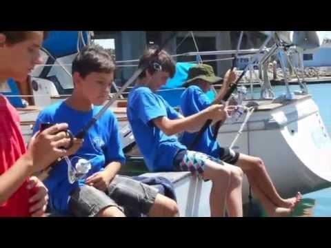 Long Beach Sea Base Aquatics Summer Day Camp