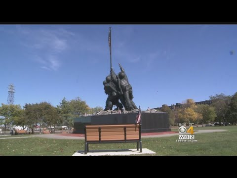 World War II Memorial Defaced By Vandals In Fall River