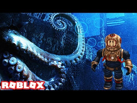 DEEP SEA DIVING & THE POWER SUIT! SCUBA DIVING AT QUILL LAKE IN ROBLOX