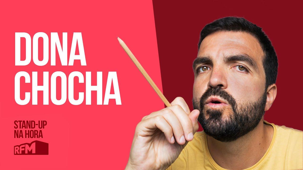 "EP347 -""DONA CHOCHA""- STAND UP NA HORA"