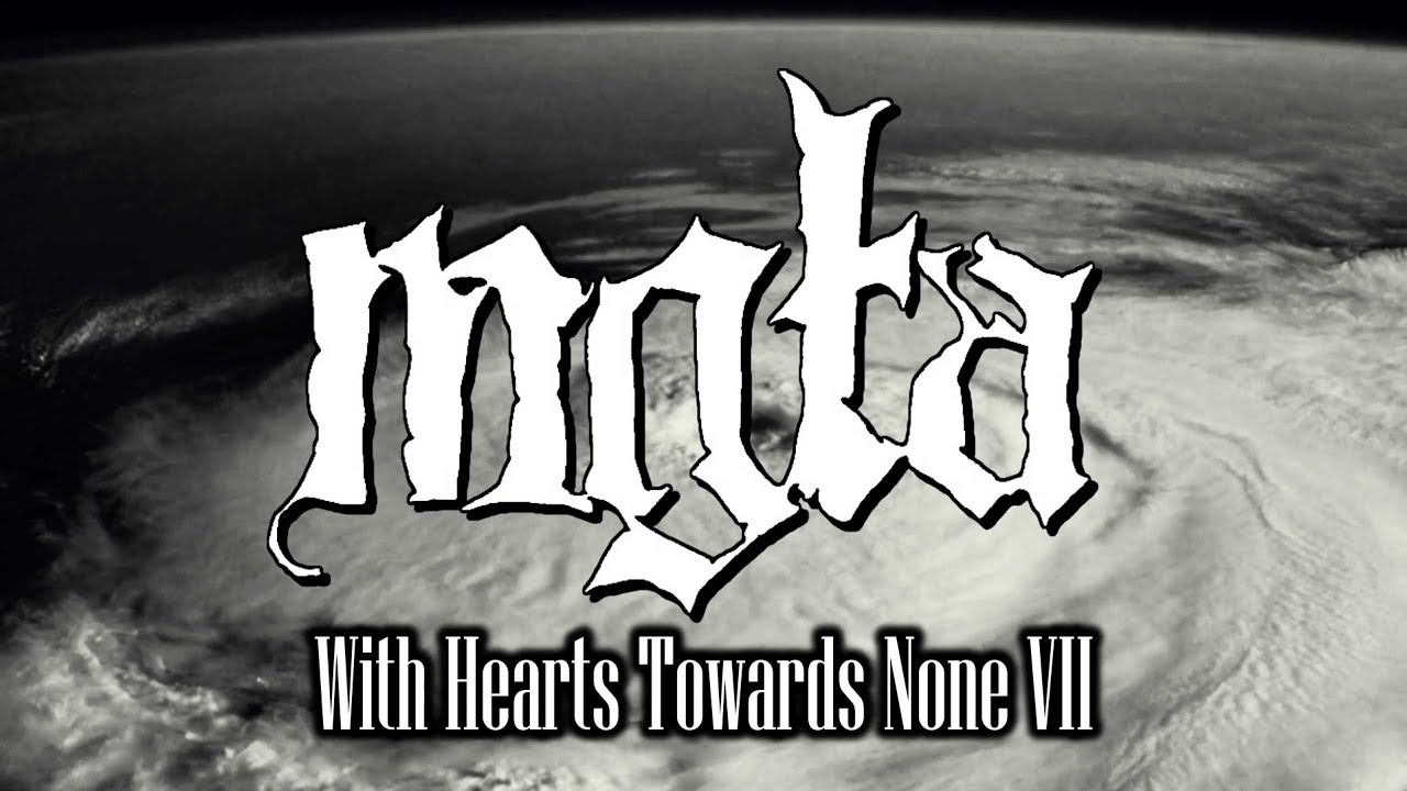 Mgła With Hearts Toward None Vii Lyric Video Youtube