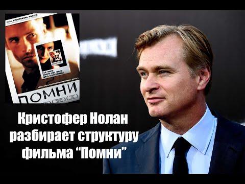"Кристофер Нолан о фильме ""Помни"" / Memento"