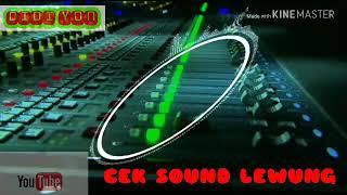 Single Terbaru -  Cek Sound Lewung