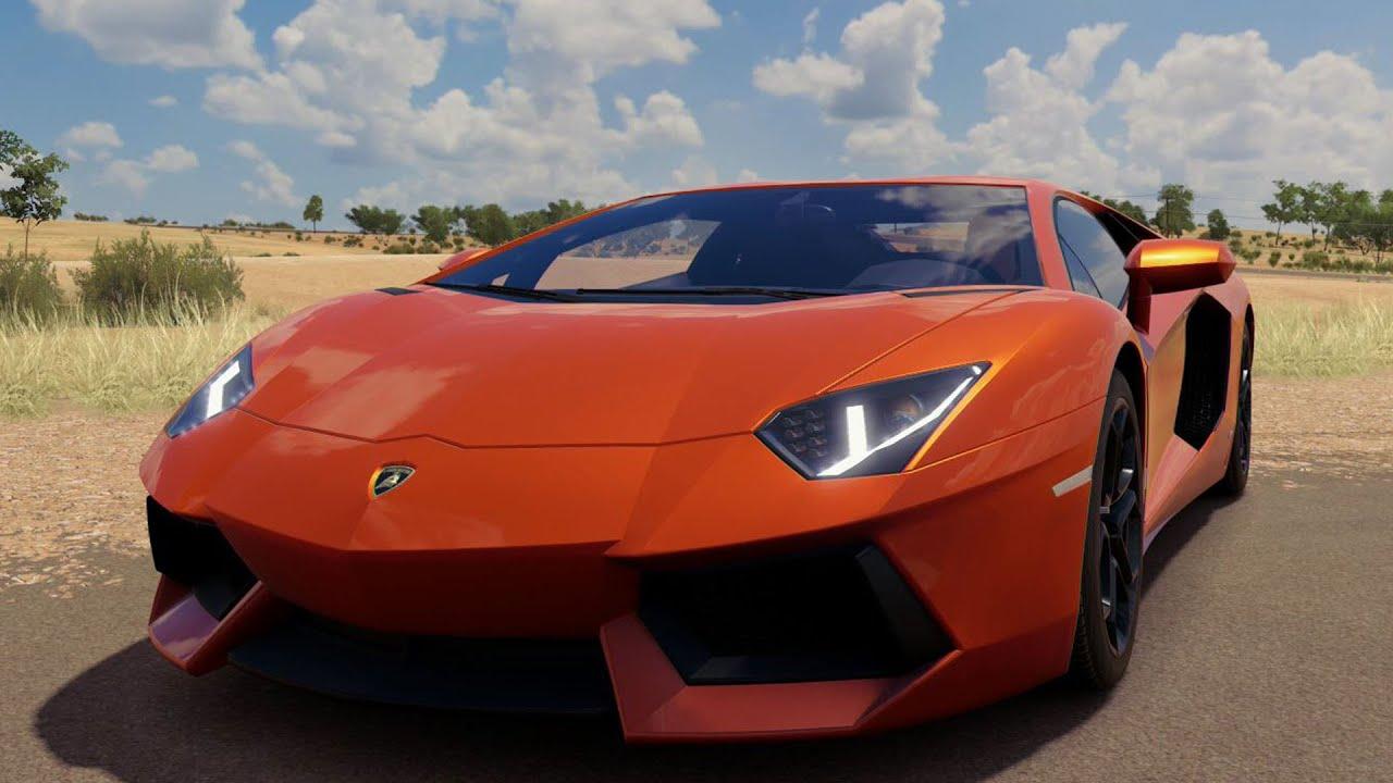 Lamborghini Aventador LP700 4 2012