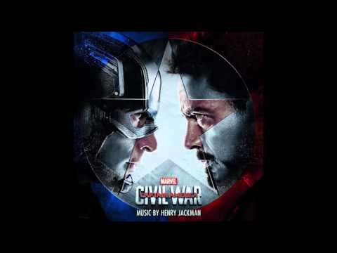 Captain America Civil War Soundtrack - 16 Making Amends by Henry Jackman