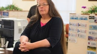 Anti-Gay Christian Clerk Kim Davis Jailed for Contempt of Court