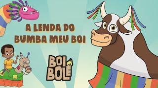 A lenda do Bumba Meu Boi   Boi-Bumbá   Boi Bolé - Folclore