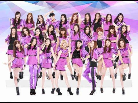 E-Girls Japanese Oricon & Billboard Japan Hot 100 Hits