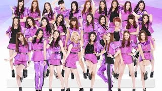 E-Girls Japanese Oricon & Billboard Japan Hot 100 Hits