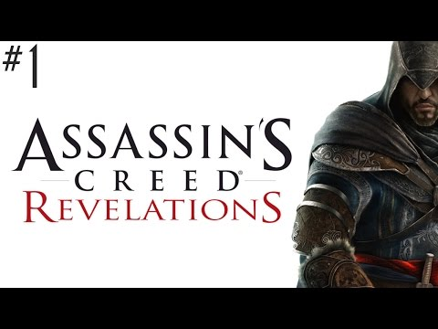 AC: Revelations Pt.1 || PS3 || Your Mind Is Fragmenting, Falling To Pieces
