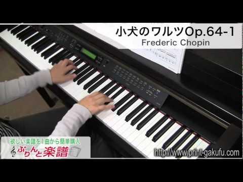 ワルツ 第6番「小犬」 Frederic Chopin