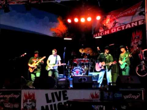 "LIVE SHOW-PETE HUNT & SOUTHERN BRANDED BAND ""HOW ABOUT YOU"""