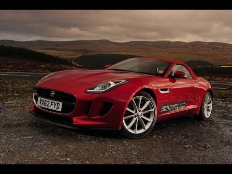 Auto Car Jaguar F Type Video Review 2015 Car Insurance Online