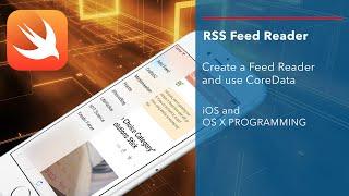 iOS Swift CoreData Tutorial: RSS Feed Reader