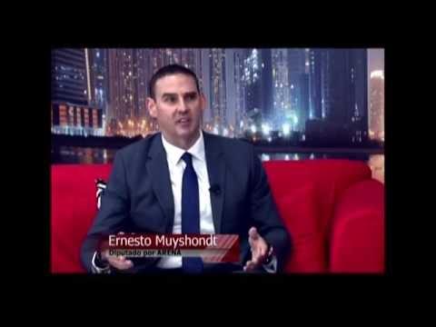 """Entrevista en """"Hablemos"""" de canal 17"""