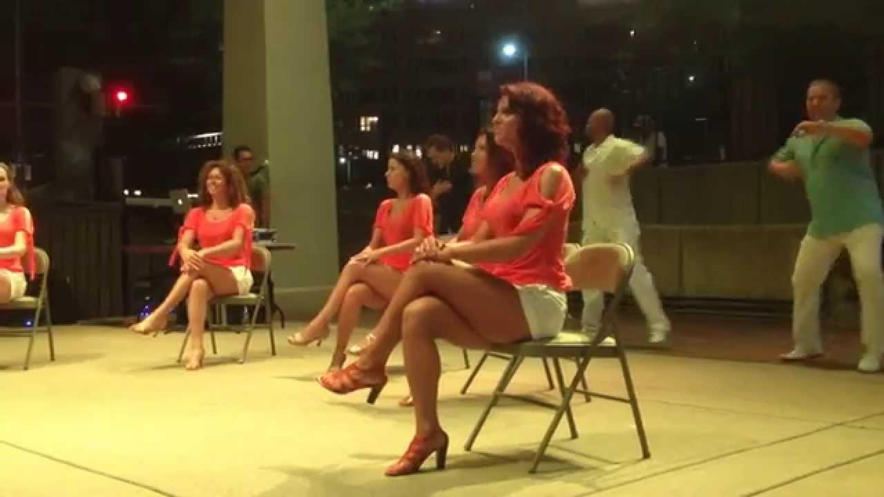 Baile Salsa Casino Cubano