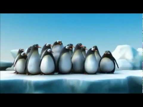 The Power of Union is Strength - Crabs VS Ants VS Penguins Advertisement