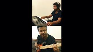Ethrayo Janmamayi.. Instrumental Cover | Vidyasagar | Summer In Bethlehem