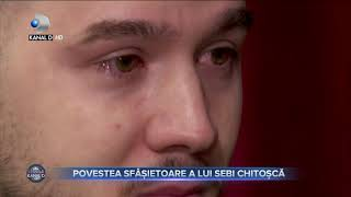 Stirile Kanal D (07.02.2021) - Sebi Chitosca, povestea sfasietoare a Faimosului! | Editie de seara